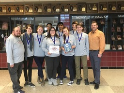 US Scholastic Bowl Team Wins 7th Consecutive Sectional Title