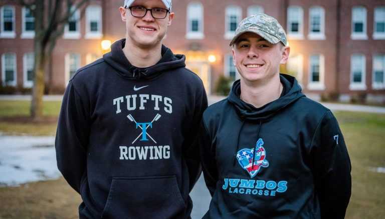 Tyler Hagedorn '14 Featured in The Tufts Daily