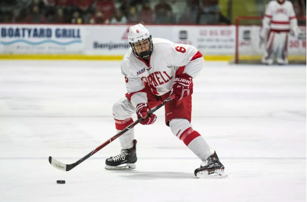 Alex Green '16 Drafted to NHL