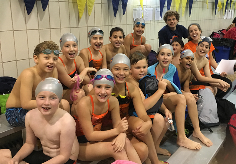 Chicago Latin Swim Club