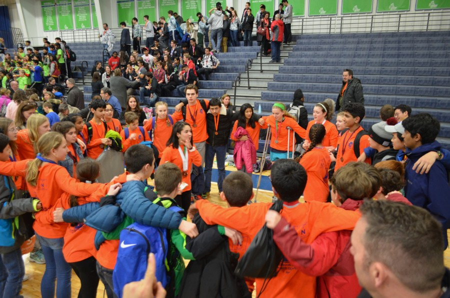 Bringing Home the Hardware: Academic Teams Round-up | News article