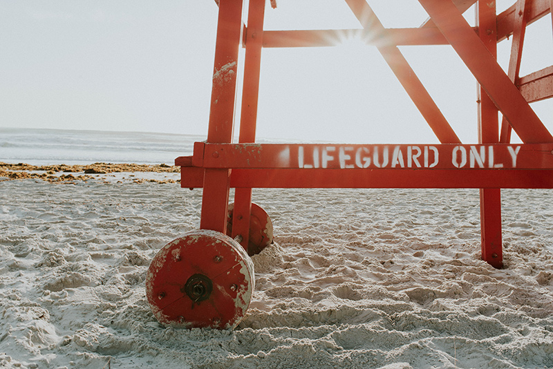 Red Cross Lifeguarding for Ages 15+